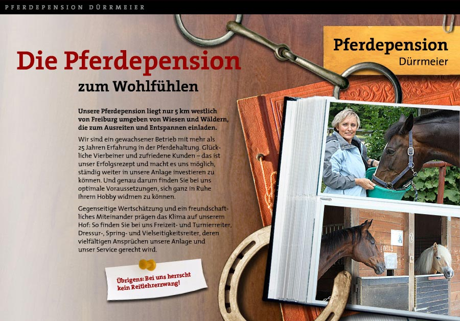 Pferdepension